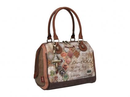 Anekke Egypt elegantní kabelka do ruky Arabescos