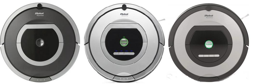Batérie Roomba všetky modely 700, 7xx
