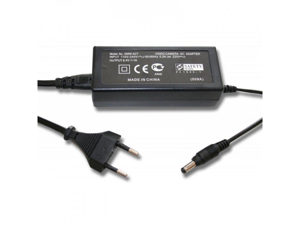dmw ac7 ac adapter zdroj fotoaparat panasonic dmw ac7