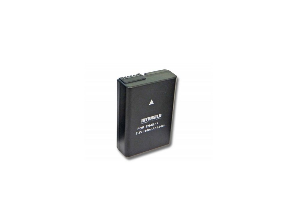 Batería 1100mAh Para Nikon EN-EL14 INTENSILO