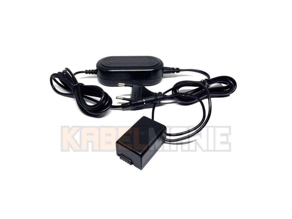 adaptér zdroj pre Panasonic Lumix DMC-FZ72