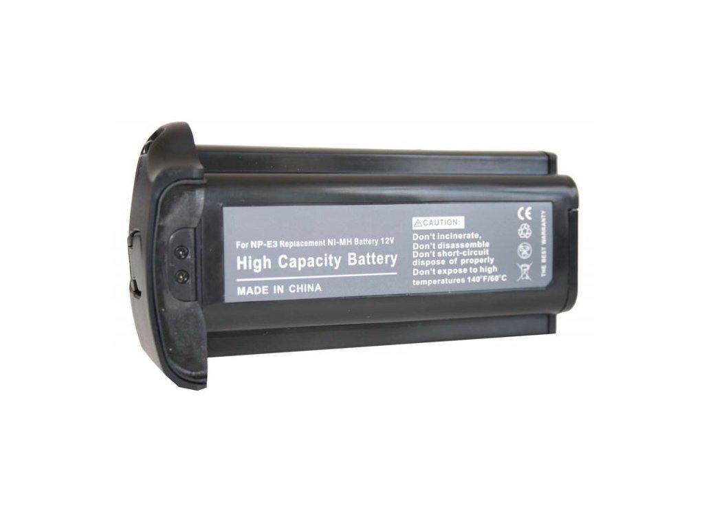 bateria pre Canon EOS 1D Mark2 NP E3