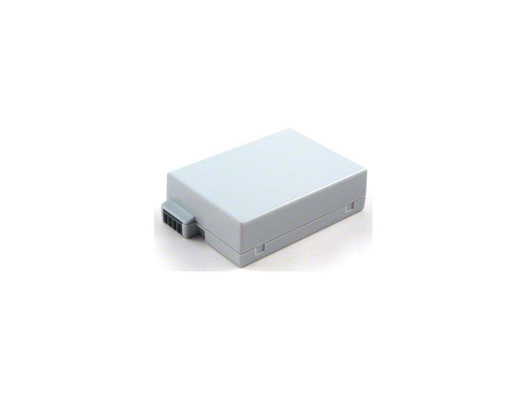 Batéria, akumulátor pre fotoaparát Canon 600D, 650D, 550D  Li-Ion 7.2/7.4V