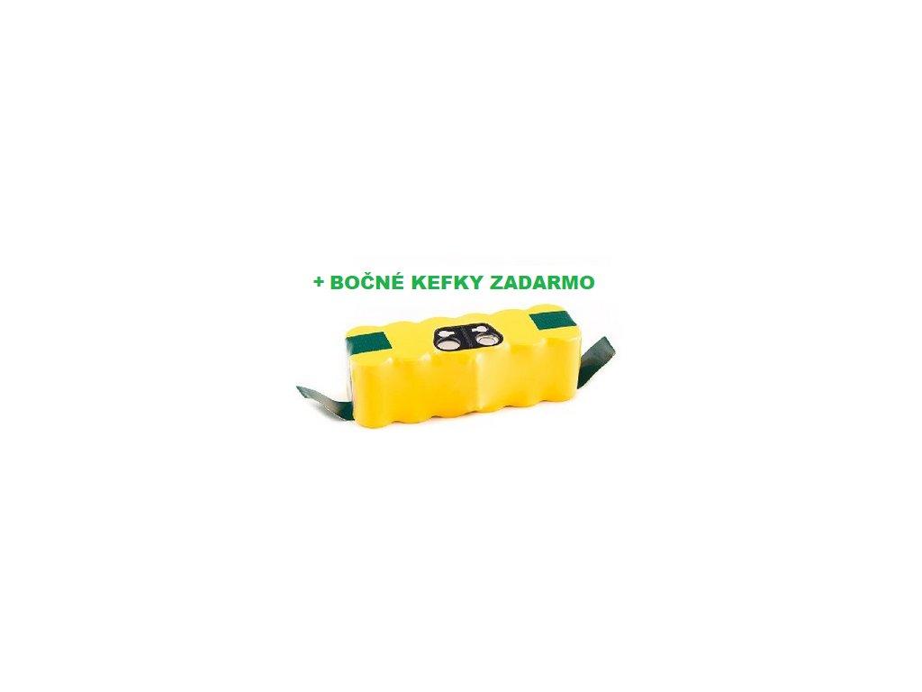 Batéria pre iRobot Roomba 500, 510, 520, 530, 540, 550, 560, 570, 580, 590 - 14.4V