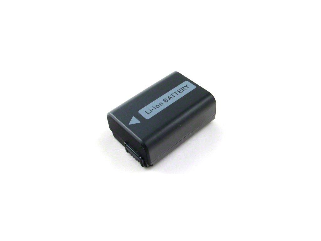 Batéria, akumulátor (NP-FW50) pre Sony NEX-3, NEX-5, NEX-6, NEX-7 - 950 mAh  Kompatibilná