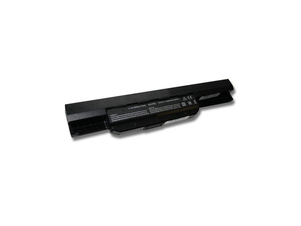Batéria pre Asus A42-K53  4400mAh Li-Ion 10,8/11,1V
