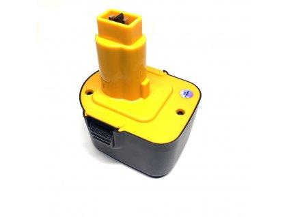 Batéria pre aku DEWALT DW9072, DE9074, DE9075 - Ni-MH 12V  3.0Ah - kompatibil.