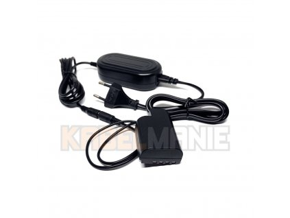 adaptér zdroj pre Panasonic Lumix DC GH5