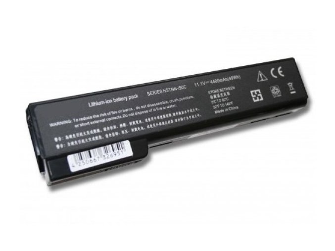 HP Compaq Elitebook 8460p 4400mAh