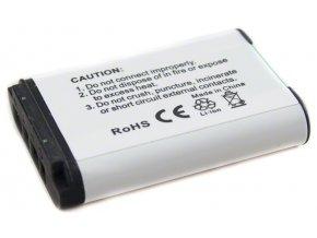 Akumulátor pre Sony Cybershot HX300, DSC-HX300  1240mAh