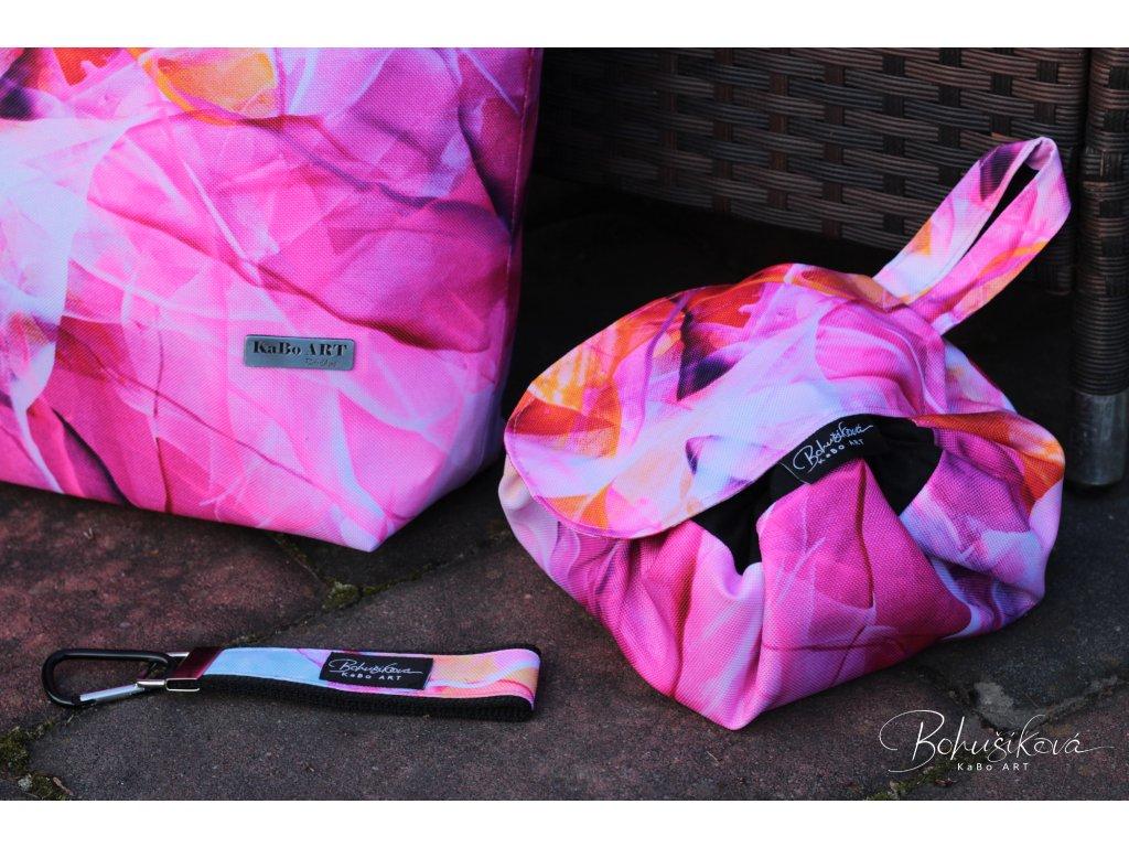 Kosmetický bonbónek - růžový