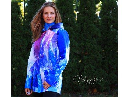 Softshellový kabátek - Mámení