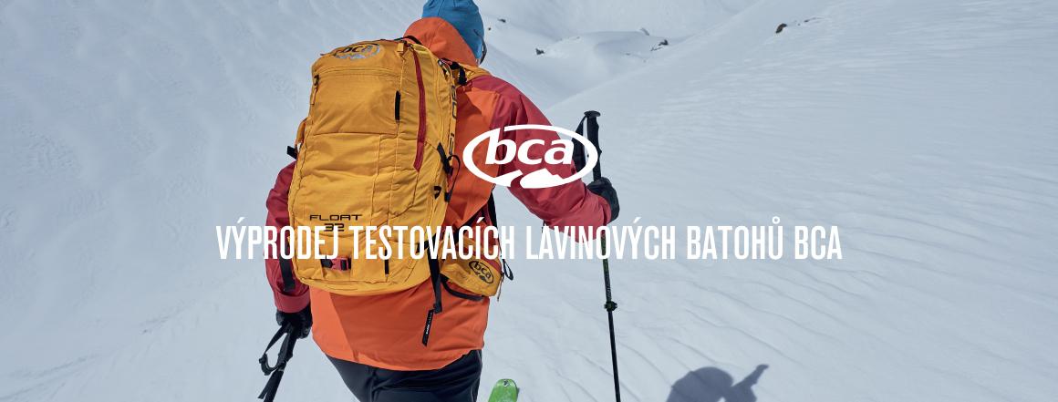 BCA výprodej batohů