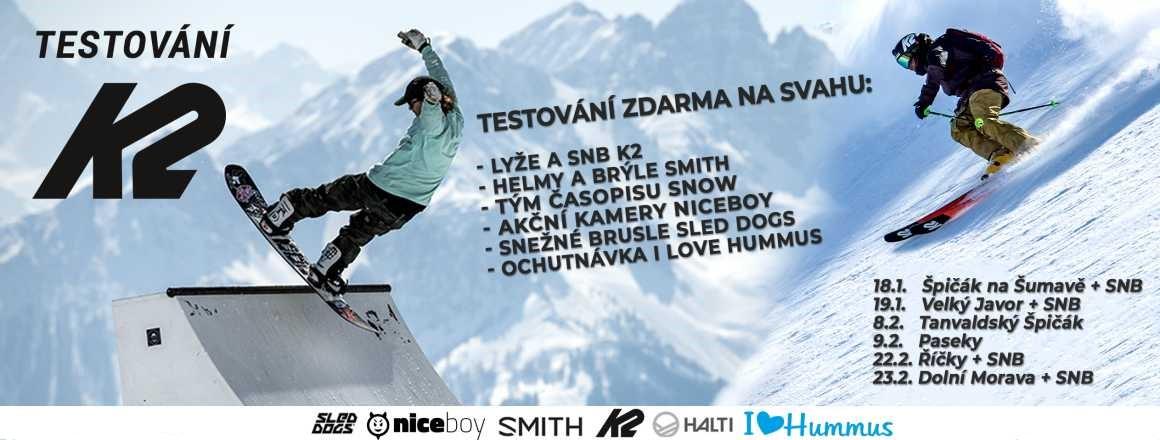 K2 tour 2020