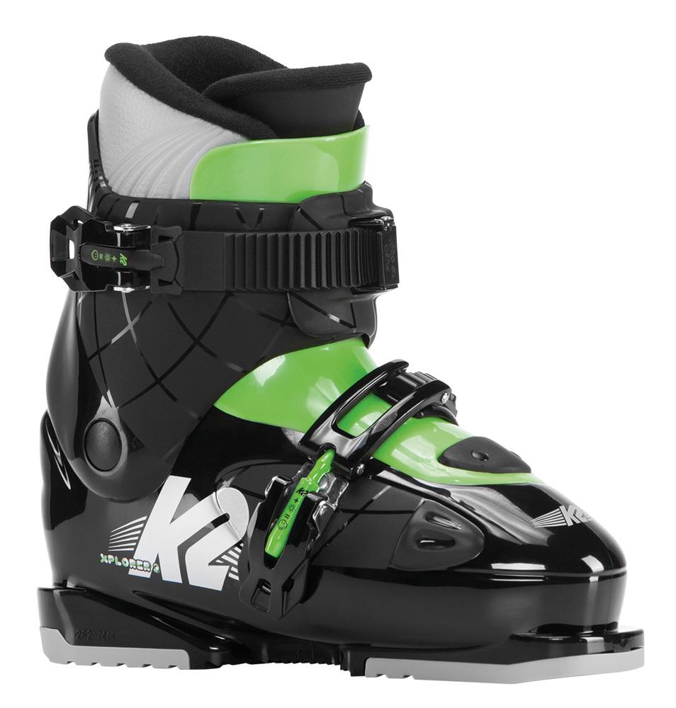 dětské lyžařské boty K2