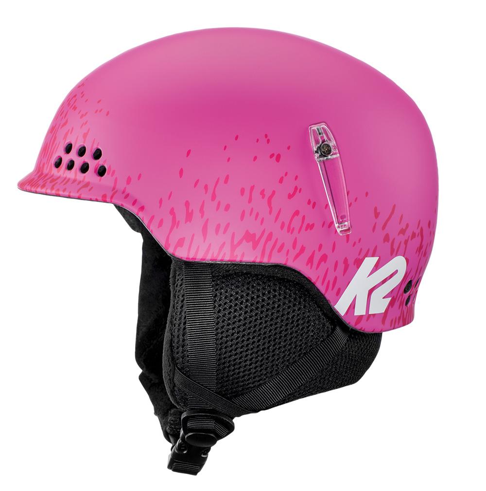 dětské snowboardové helmy K2
