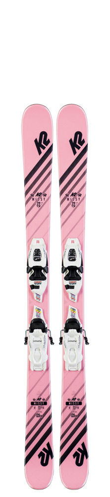 dětské lyže K2