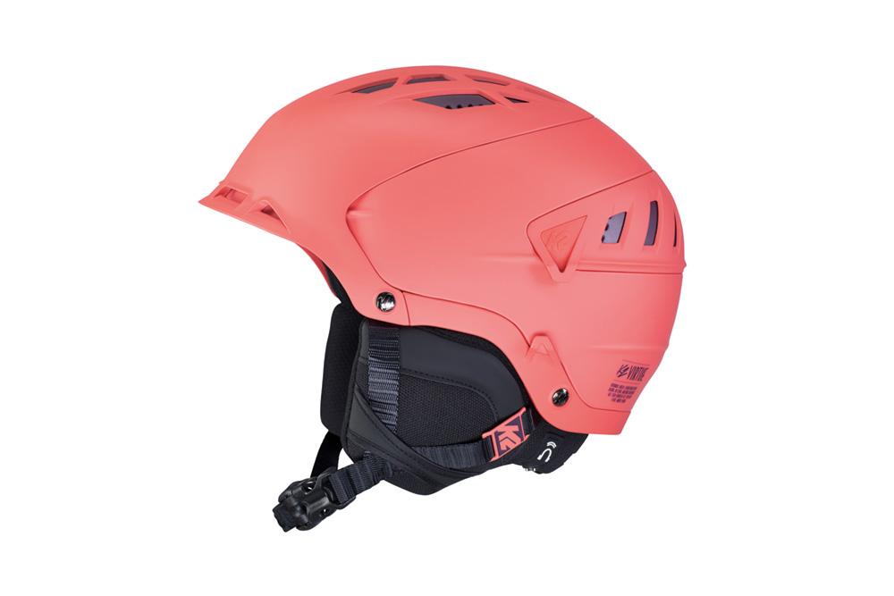 dámské lyžařské helmy K2