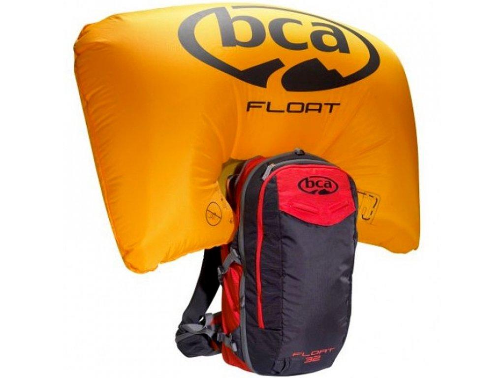 BCA FLOAT 32 Tech Black varianta 2