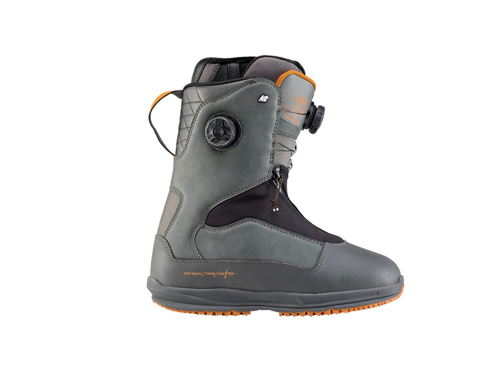 K2 TARO TAMAI SNOWSUFER grey (2019/20)