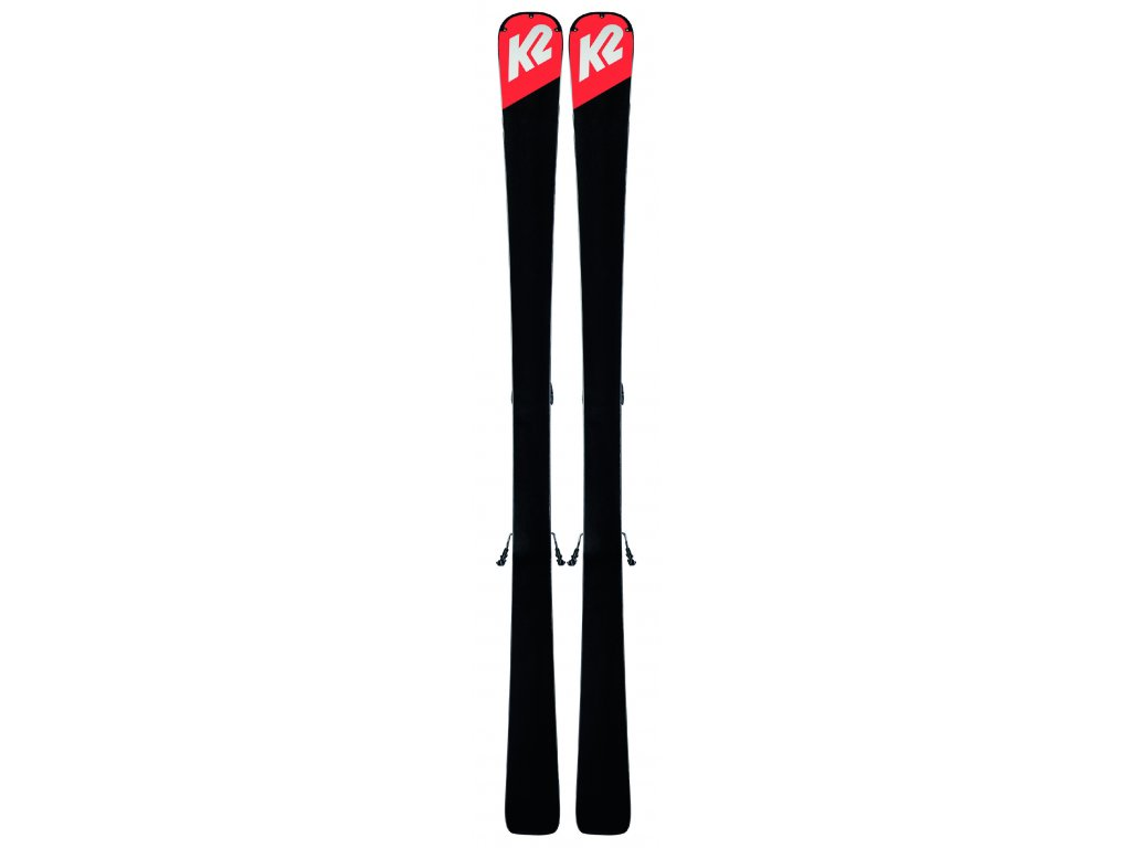 K2 ANTHEM 72TI + ERC 11 TCX LIGHT QUIKCLIK black silver SET (2019/20) (velikost 167 cm)