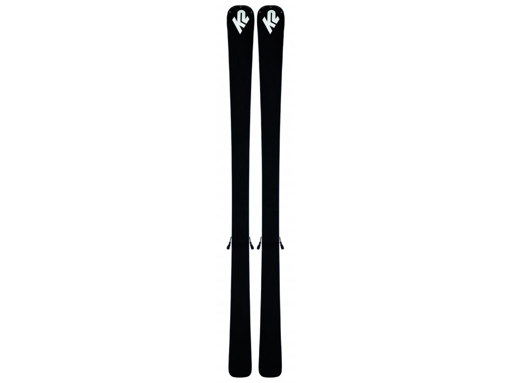 K2 IKONIC 84 + M3 12 TCX LIGHT QUIKCLIK black - white -red SET (2019/20) (velikost 177 cm)