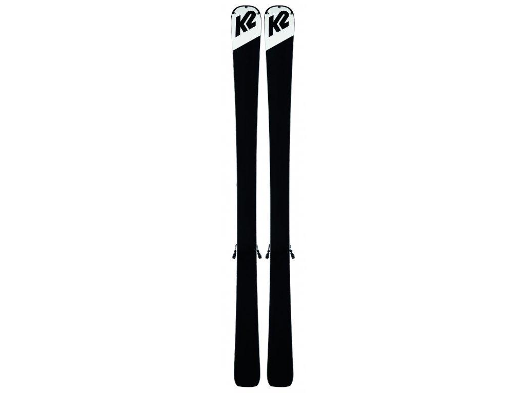 K2 ANTHEM 82 + ERC 11 TCX LIGHT QUIKCLIK black silver SET (2019/20) (velikost 167 cm)