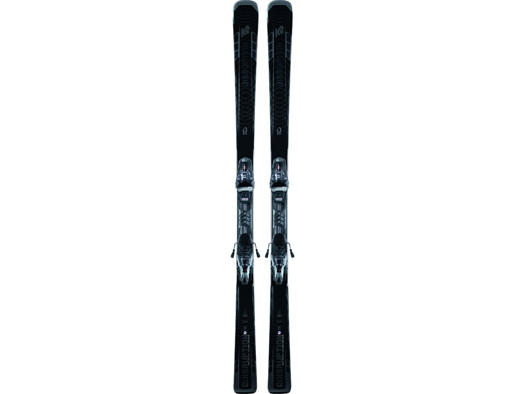 K2 DISRUPTION MTi + MXCELL 12 TCx QUIKCLIK black - anthracite SET (2020/21)