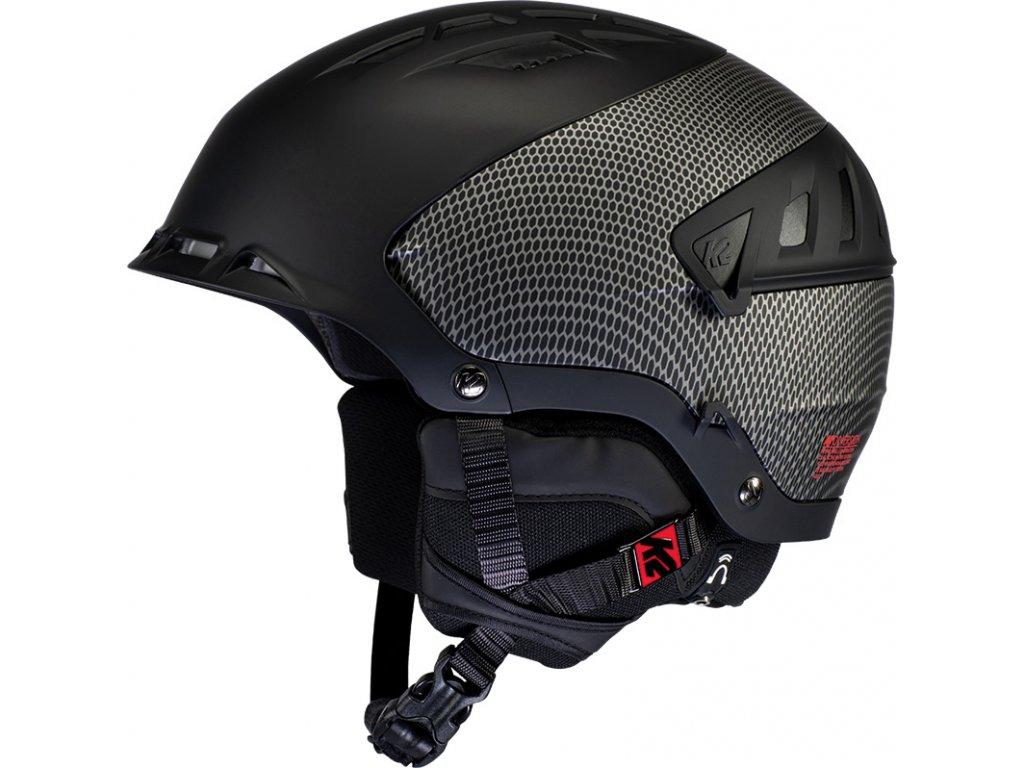 10E4000 1 3 K2 Helmet Diversion GunmetalBlack