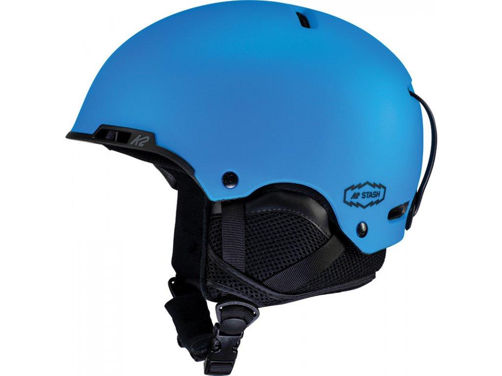 10E4001 4 2 K2 Helmet Stash Blue