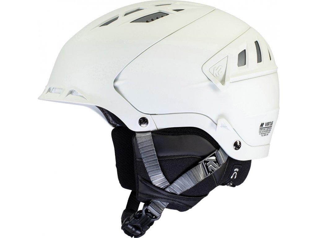 10E4002 1 2 K2 Helmet Virtue PearlWhite