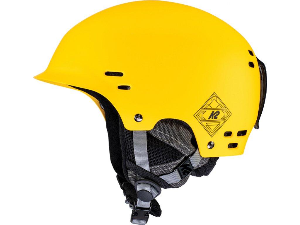 10E4004 1 3 K2 Helmet Thrive ClassicYellow