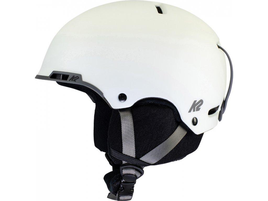 10E4007 1 2 K2 Helmet Meridian WhitePearl