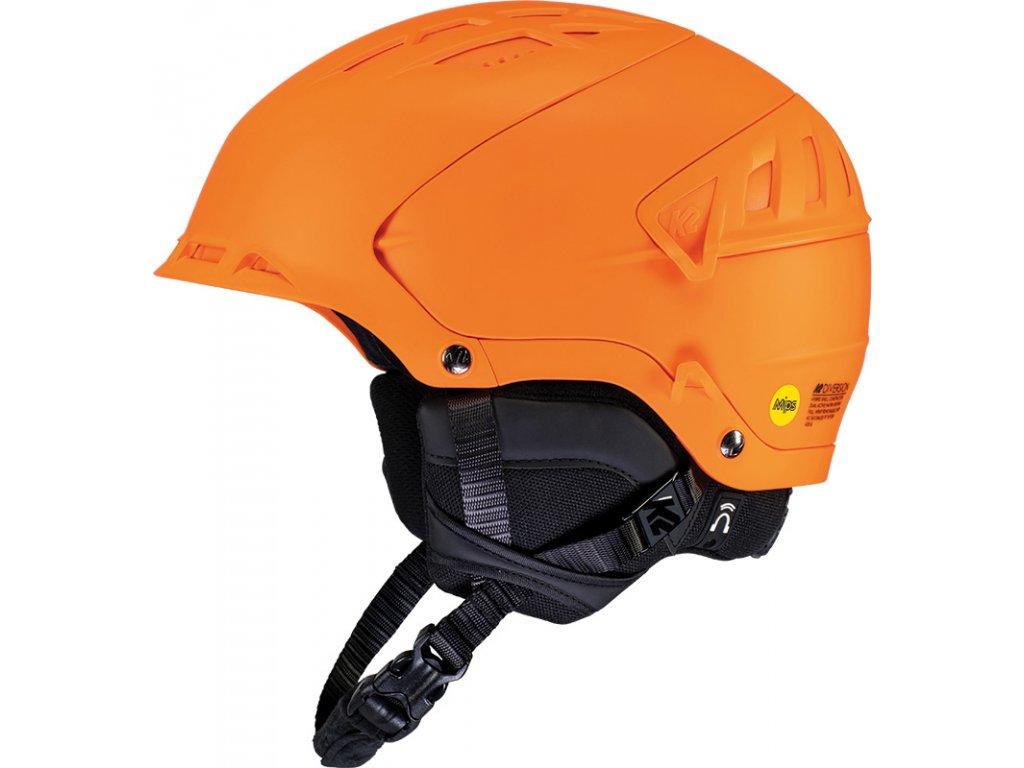 10E4020 1 2 K2 Helmet DiversionMIPS Orange