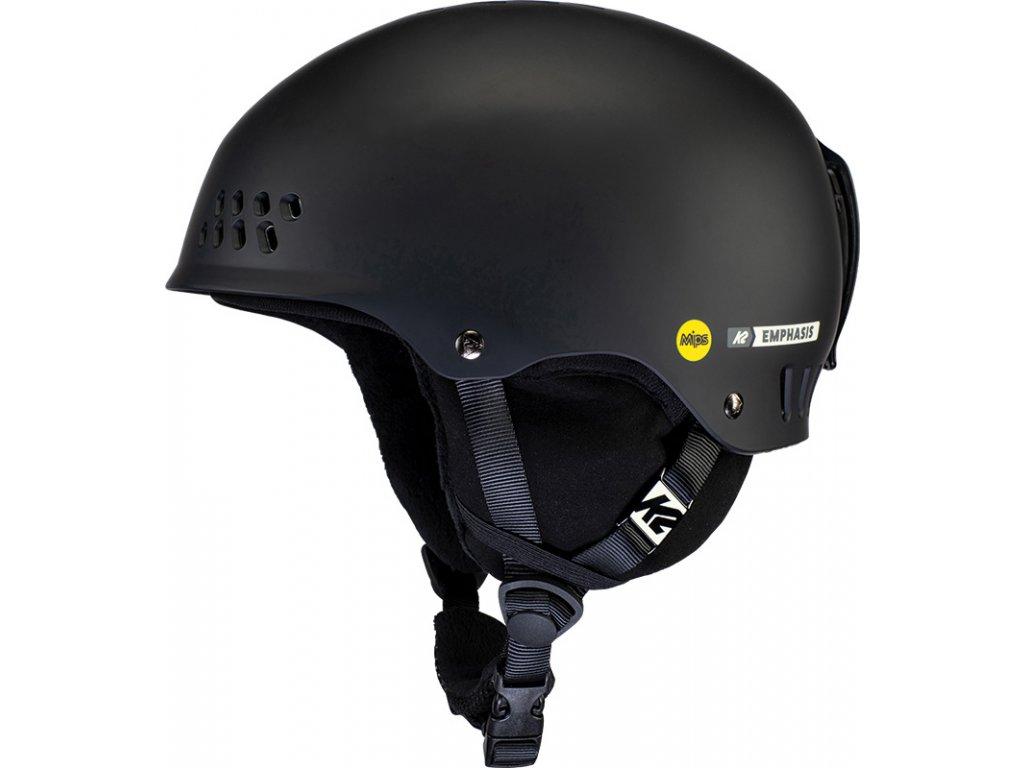 10E4023 1 1 K2 Helmet EmphasisMIPS Black