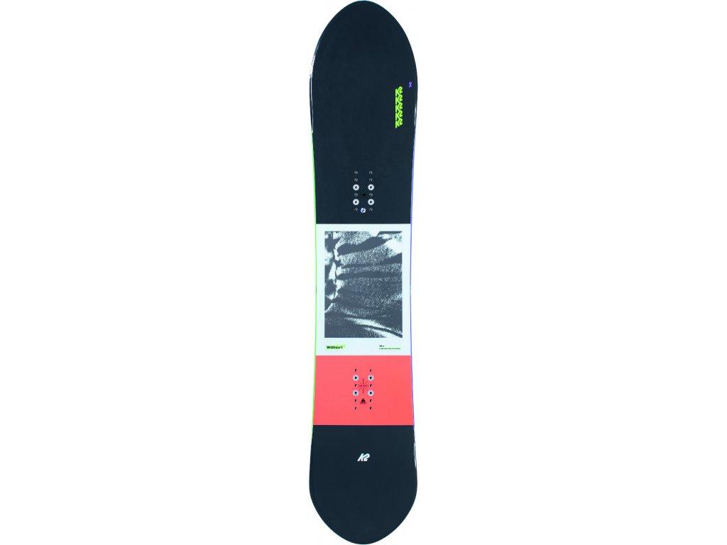 11E0014 1 1 K2 Board Wildheart Top