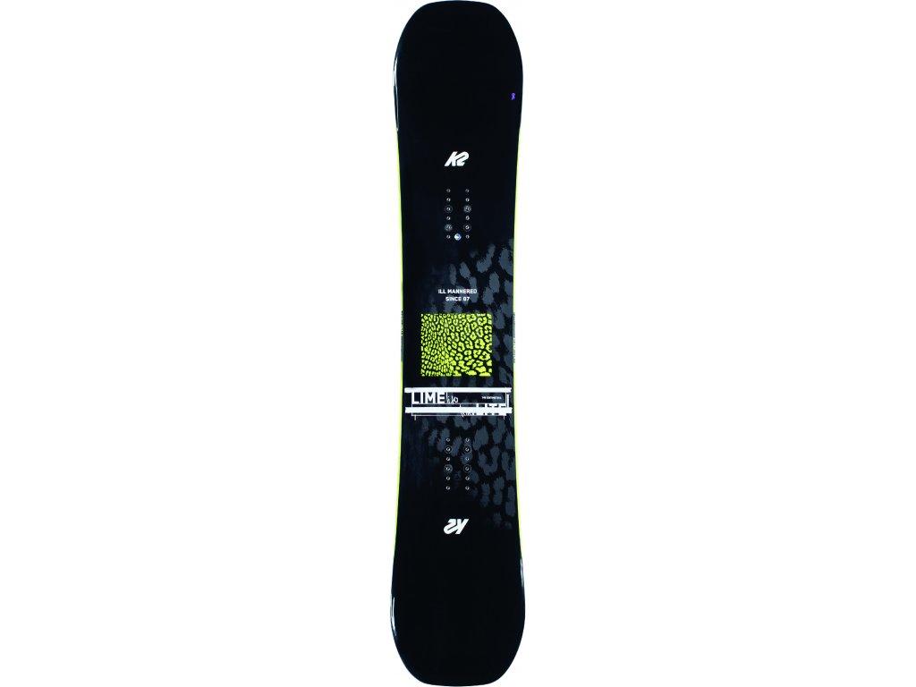 11E0018 1 1 K2 Board LimeLite Top