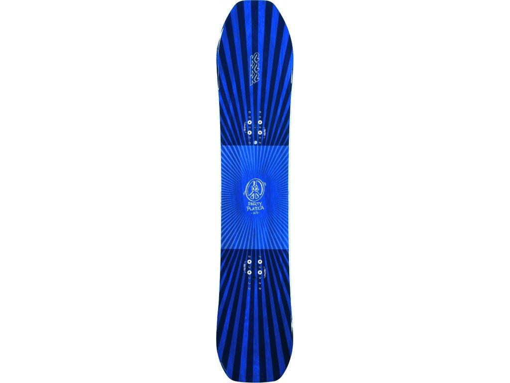 11E0024 1 1 K2 Board PartyPlatter Top