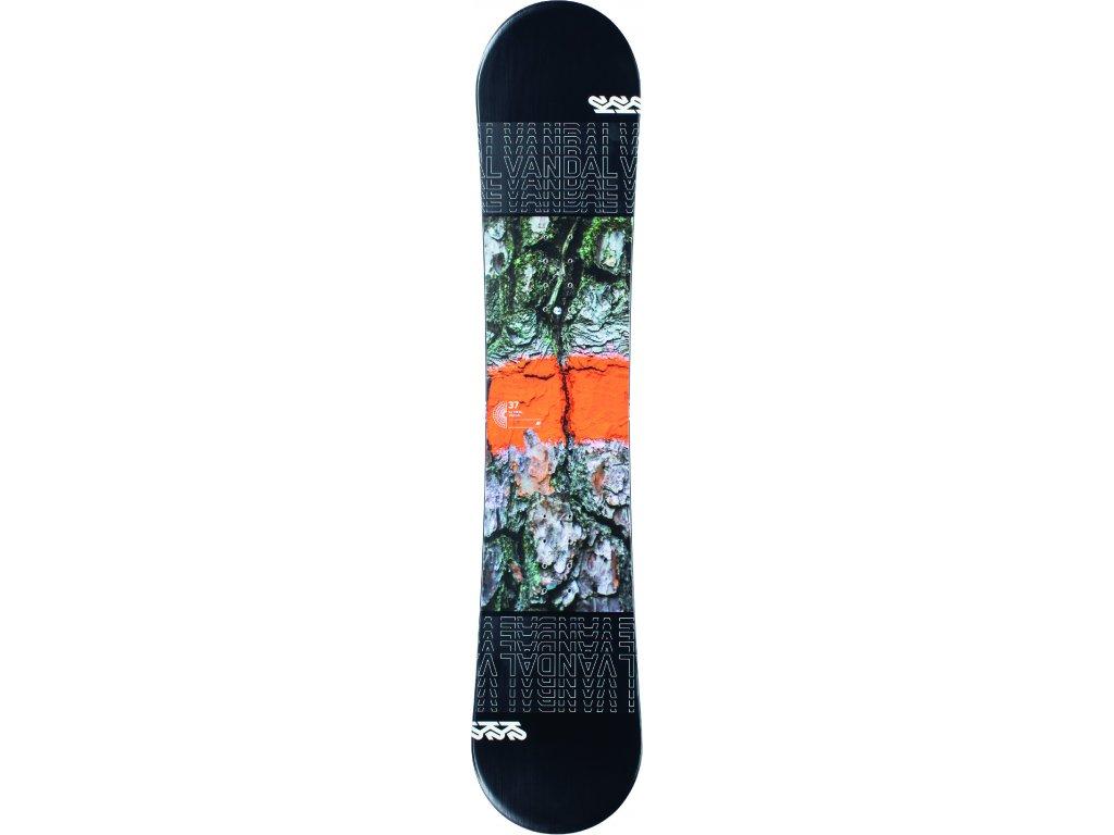 11E0026 1 1 K2 Board Vandal Top