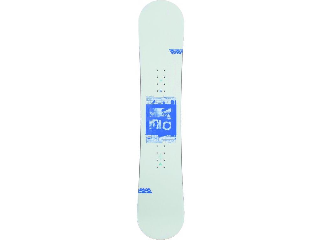 11E0027 1 1 K2 Board Kandi Top