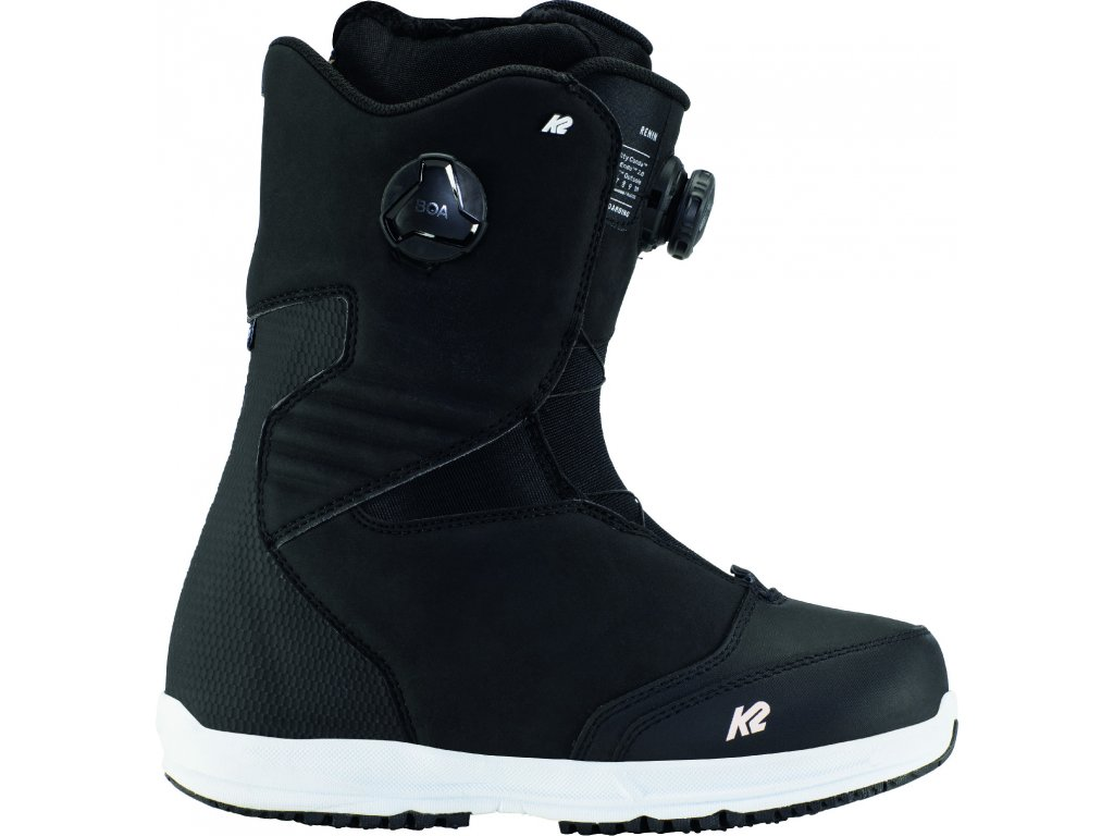 11E2004 1 1 K2 Boot Renin Black 07