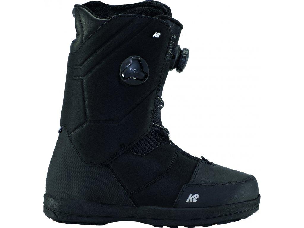 11E2007 1 1 K2 Boot Maysis Black 07