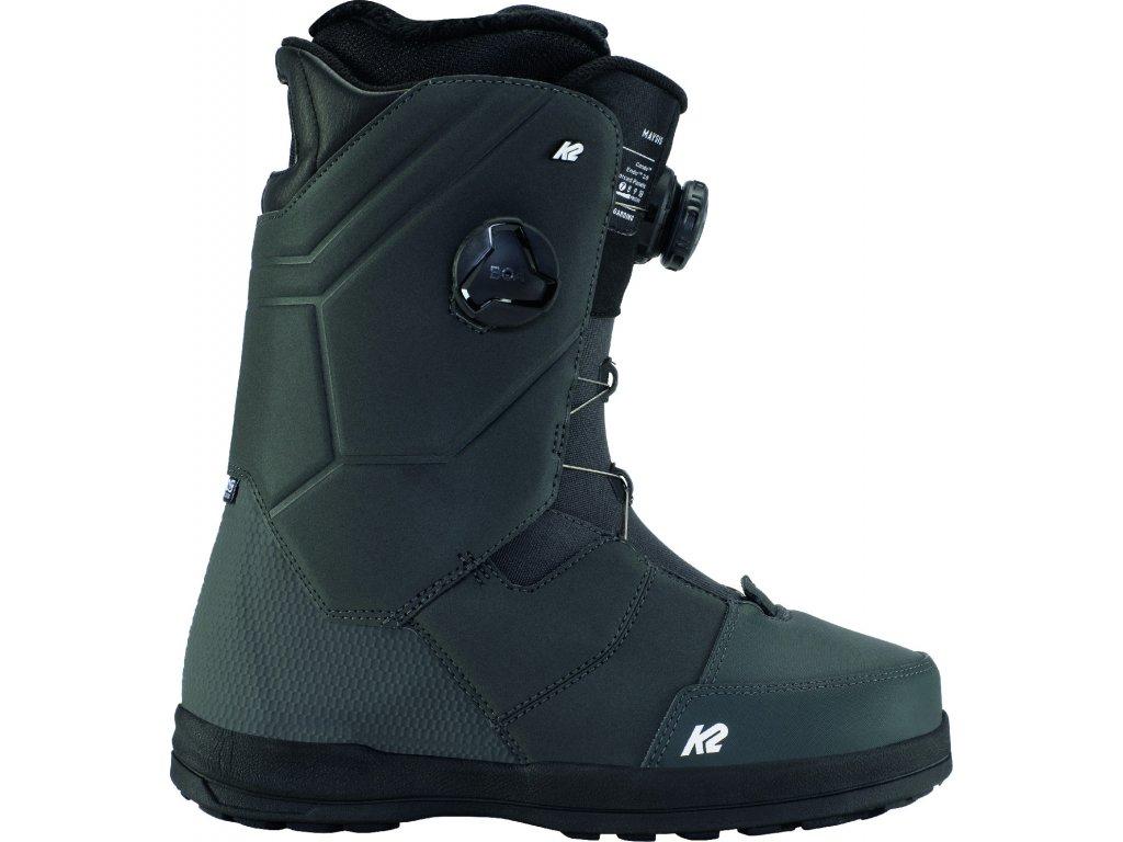 11E2007 1 2 K2 Boot Maysis Grey 07