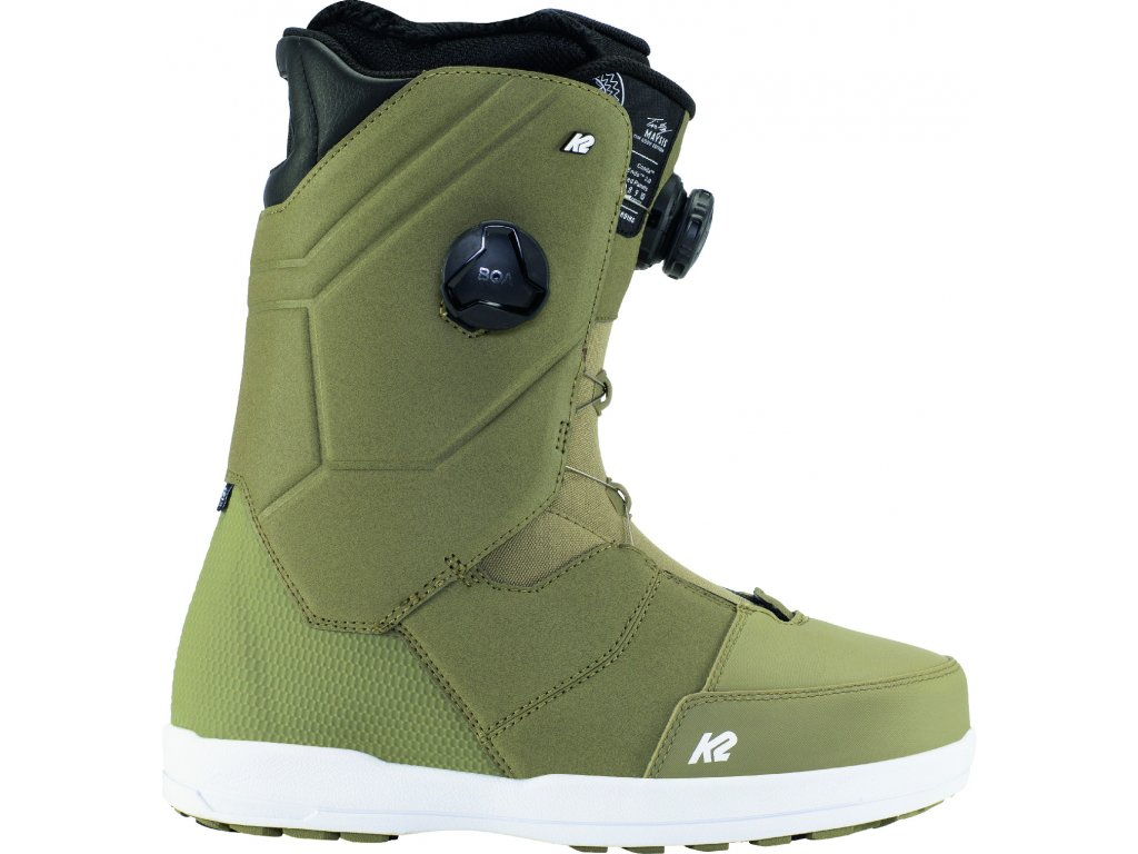 11E2007 1 3 K2 Boot Maysis Olive 07