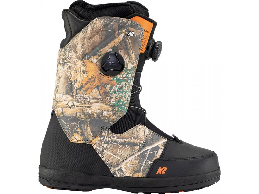 11E2007 1 4 K2 Boot Maysis realtree 07
