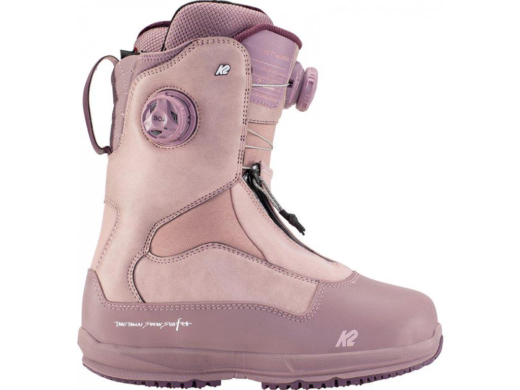 11E2015 1 1 K2 Boot TTWomens CherryBlossom 07