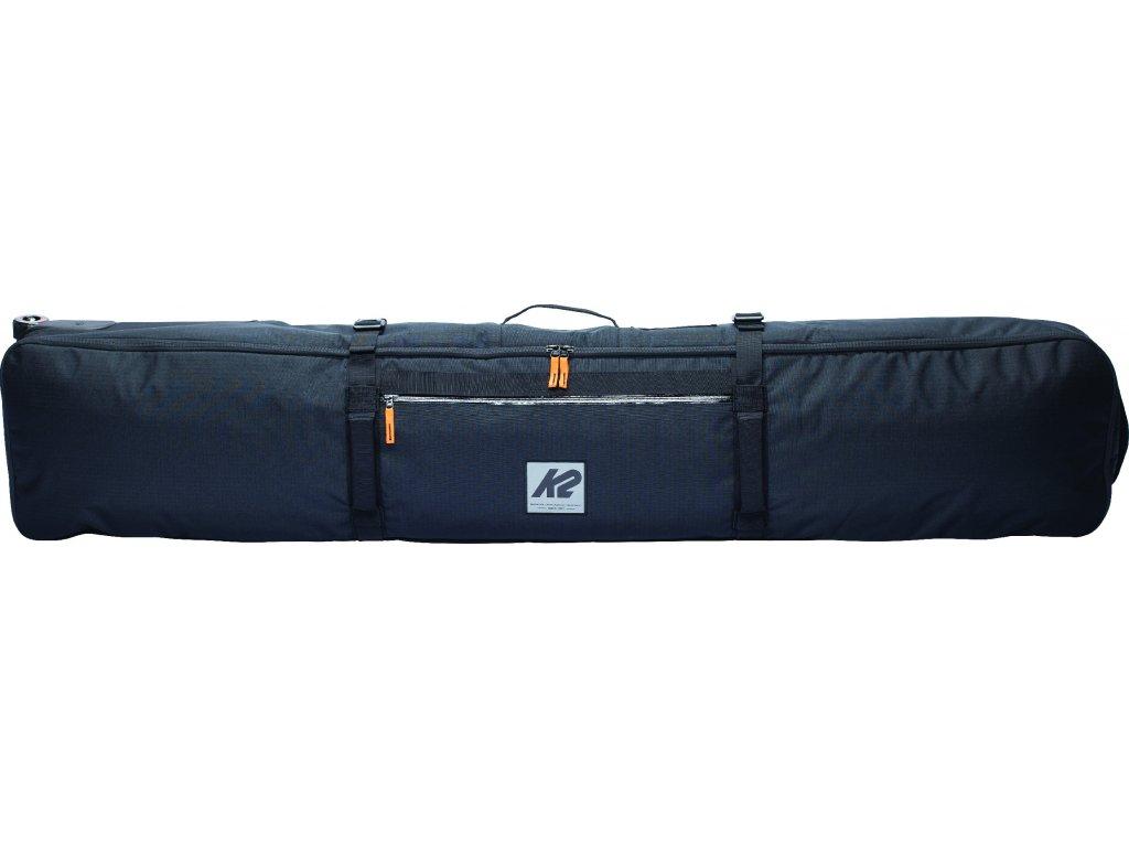 20E5008 K2SNOW F20 BAGS ROLLER BLACK