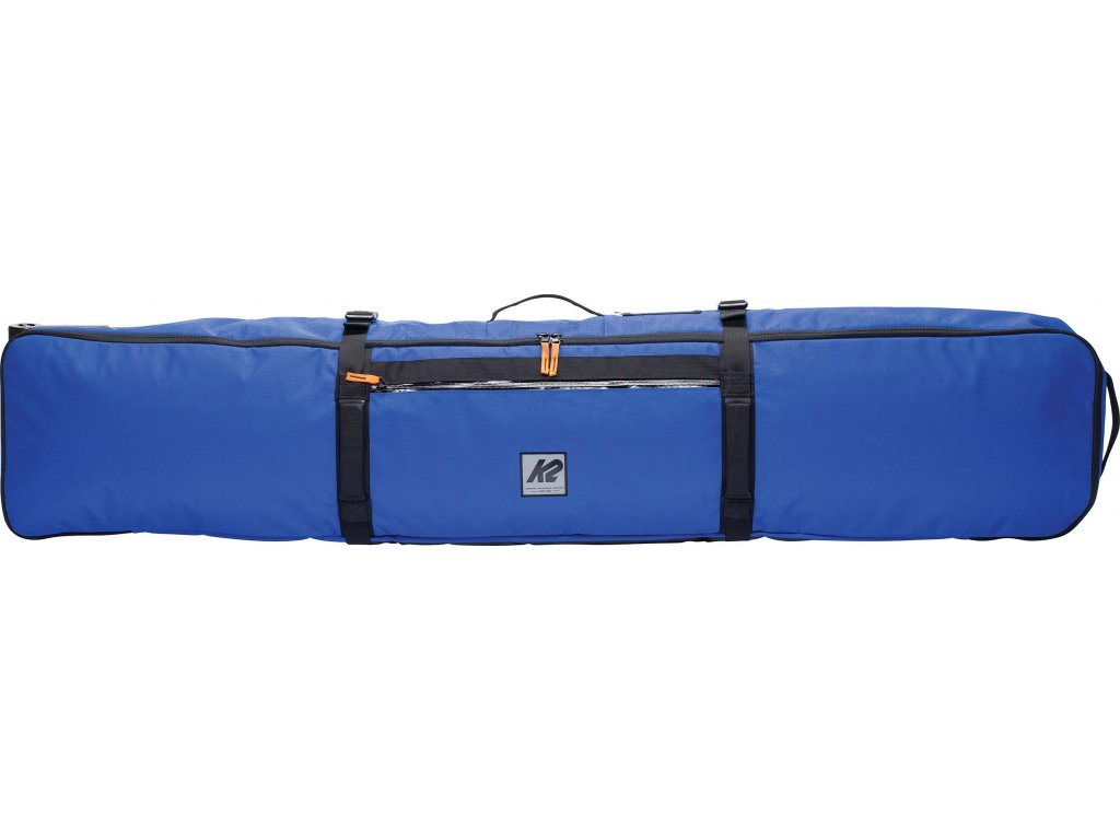 20E5008 K2SNOW F20 BAGS ROLLER BLUE