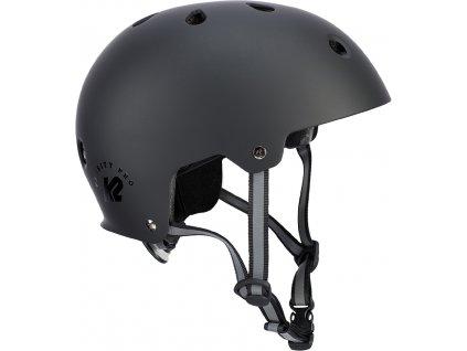 varsity pro helmet black