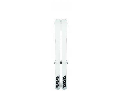 K2 JUVY + 7.0 FDT JR black SET (2019/20) (velikost 149 cm)